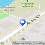 Kartta Kuhmon Tilintarkastus Oy Kuhmo, Suomi