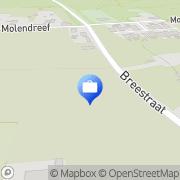 Kaart Stichting Scouting Ossendrecht Ossendrecht, Nederland