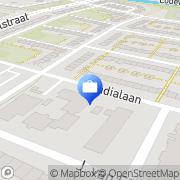 Kaart NHV Verzekeringen Alkmaar, Nederland