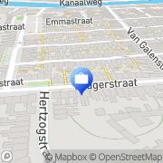 Kaart BBS Stichting Den Helder, Nederland