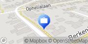Kaart DV Management & Consultancy Aalsmeer, Nederland