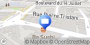 Carte de AXA Assurance GUICHES PIERSON Miramas, France