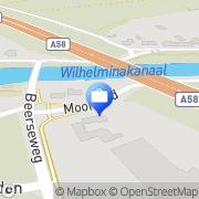 Kaart Smetsers Administratieve Dienstverlening Oirschot, Nederland