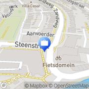 Kaart ABN AMRO Wijk bij Duurstede, Nederland