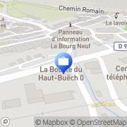 Carte de Abeille Assurances Veynes, France