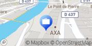 Carte de AXA Assurance LAURIANE BAILLY-BAZIN Saint-Claude, France