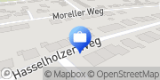 Karte Dipl.-Kffr. (FH) Andrea Wilden Steuerberater Aachen, Deutschland