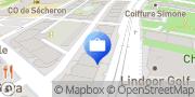 Carte de Fiduciaire DRP SA Genève, Suisse