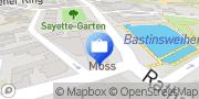 Karte DEVK Versicherung: Thomas Küchen Stolberg, Deutschland