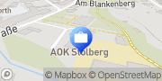 Karte AOK Rheinland/Hamburg - Geschäftsstelle Stolberg Stolberg, Deutschland