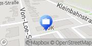 Karte AOK Rheinland/Hamburg - Geschäftsstelle Kempen Kempen, Deutschland