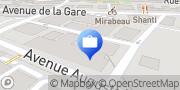 Carte de Groupe Mutuel Assurances Lausanne-Rasude Lausanne, Suisse