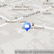 Karte Wanninger, RobertVersicherungsagentur Trier, Deutschland