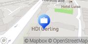 Karte HDI Versicherungen: Thorsten Mand Essen, Deutschland