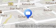 Karte ERGO Versicherung Dirk Josten Bonn, Deutschland