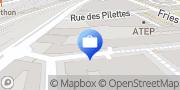 Carte de Groupe Mutuel Assurances Fribourg Fribourg, Suisse