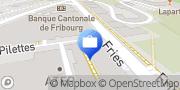 Carte de Helsana Assurances Fribourg, Suisse