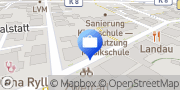 Karte Volksbank Bochum Witten eG, SB-Center Langendreer-Dorf Bochum, Deutschland
