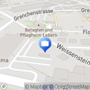 Karte Spieler Andreas Solothurn, Schweiz