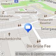 Karte Raiffeisenbank Solothurn, Schweiz