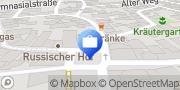 Karte LBS in Bad Sobernheim im Hause der Sparkasse Bad Sobernheim, Deutschland