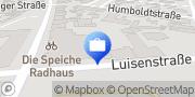 Karte BBBank eG Filiale Lörrach Lörrach, Deutschland