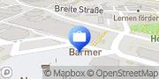 Karte VR-Bank Kreis Steinfurt eG, SB-Center Neumarkt Ibbenbüren, Deutschland