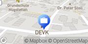 Karte DEVK Versicherung: Alexander Buse March, Deutschland