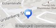 Karte Euronet - Geldautomat - ATM Rheinfelden (Baden), Deutschland