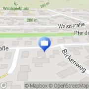 Karte Krietsch, MichaelVersicherungen March, Deutschland