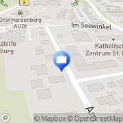 Karte Versicherungsbüro Patrick Elble Inh. Patrick Elble Offenburg, Deutschland