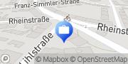 Karte ERGO Versicherung Patrick Elble e. K. Offenburg, Deutschland