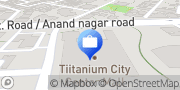 Map Carefree Retirement Ahmedabad, India