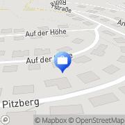Karte Schmidt, WilliVersicherung Hahnstätten, Deutschland