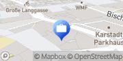 Karte LBS in Mainz Mainz, Deutschland
