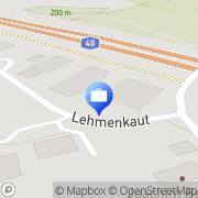Karte Weigel & Schwarz Präzisionstechnik Wetzlar, Deutschland