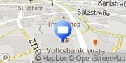 Karte Volksbank eG Schwarzwald Baar Hegau, Geschäftsstelle Bad Dürrheim Bad Dürrheim, Deutschland