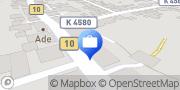 Karte AOK Baden-Württemberg - KundenCenter Remchingen Remchingen, Deutschland