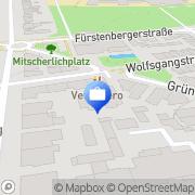 Karte Alfred Kniest Frankfurt am Main, Deutschland