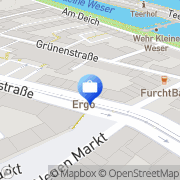 Karte ERGO Subdirektion Eniz Bertan Bremen, Deutschland