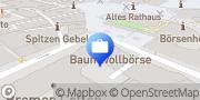 Karte ERGO Versicherung Andreas Erdmann Bremen, Deutschland