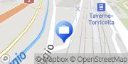 Map JL Brokers Torricella-Taverne, Switzerland