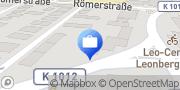 Karte LBS in Leonberg Leonberg, Deutschland