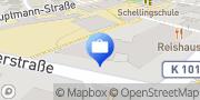 Karte AOK Baden-Württemberg - KundenCenter Leonberg Leonberg, Deutschland