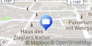 Karte ERGO Versicherungsbüro Küntzle Bietigheim-Bissingen, Deutschland