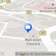 Karte Barmenia Versicherung - Alisa Bajram Bietigheim-Bissingen, Deutschland