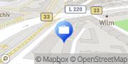 Karte Max Heller Steuerberatungsgesellschaft GmbH Konstanz, Deutschland