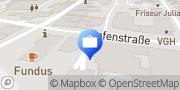 Karte Volksbank eG Hauptstelle in Nienburg Nienburg (Weser), Deutschland