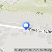 Karte Achim Bohlender Steuerberater Dammbach, Deutschland