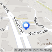 Kort Danske Bank Padborg, Danmark